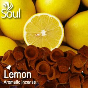 Aromatic Incense (21's) - Lemon