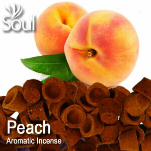 Aromatic Incense (21's) - Peach