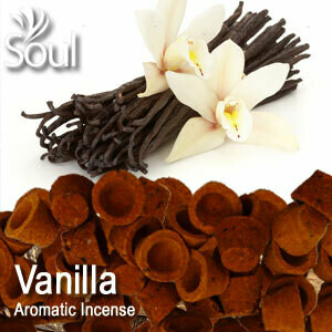 Aromatic Incense (21's) - Vanilla