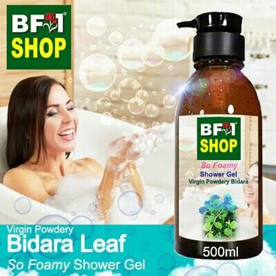 So Foamy Shower Gel (SFSG) - Virgin Powdery Bidara - 500ml