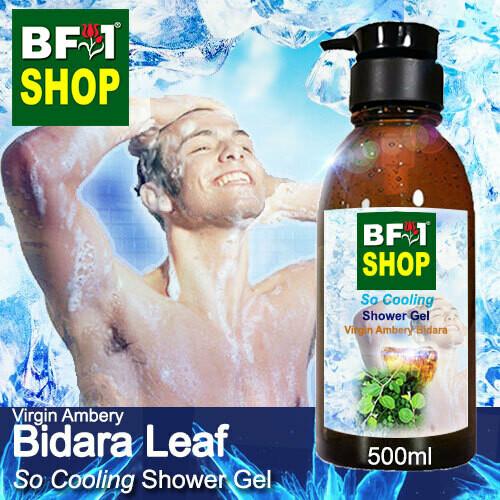 So Cooling Shower Gel (SCSG) - Virgin Ambery Bidara - 500ml