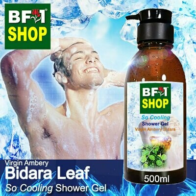So Cooling Shower Gel (SCSG) - Virgin Ambery Bidara - 500ml