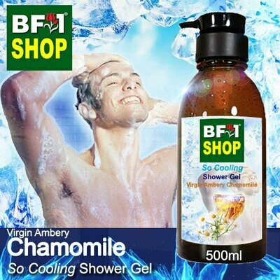 So Cooling Shower Gel (SCSG) - Virgin Ambery Chamomile - 500ml
