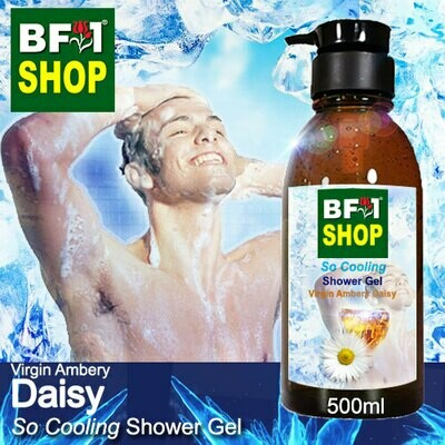 So Cooling Shower Gel (SCSG) - Virgin Ambery Daisy - 500ml