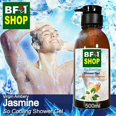 So Cooling Shower Gel (SCSG) - Virgin Ambery Jasmine - 500ml