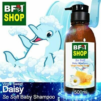So Soft Baby Shampoo (SSBS1) - Virgin Sweet Daisy - 500ml