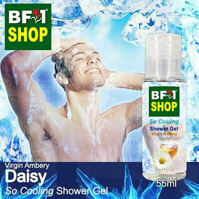 So Cooling Shower Gel (SCSG) - Virgin Ambery Daisy - 55ml