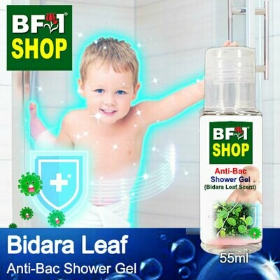 Anti-Bac Shower Gel (ABSG) - Bidara - 55ml