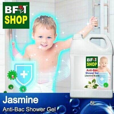 Anti-Bac Shower Gel (ABSG) - Jasmine - 5L