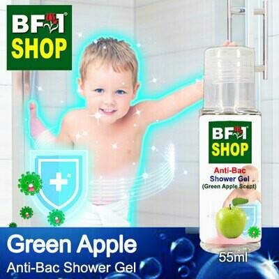 Anti-Bac Shower Gel (ABSG) - Apple - Green Apple - 55ml