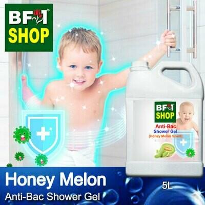 Anti-Bac Shower Gel (ABSG) - Honey Melon - 5L