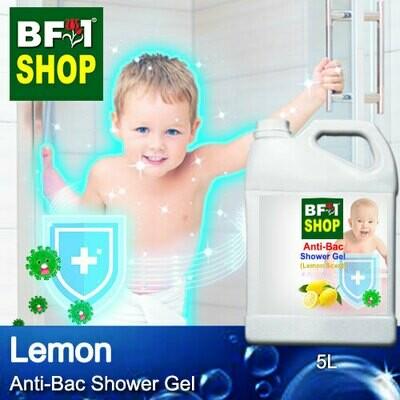 Anti-Bac Shower Gel (ABSG) - Lemon - 5L