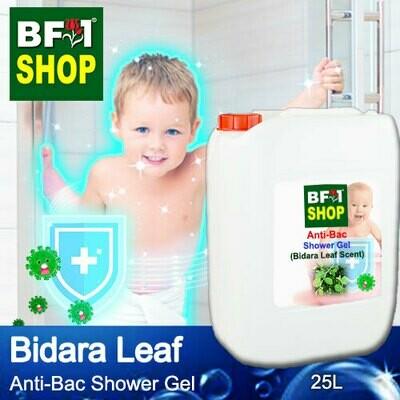 Anti-Bac Shower Gel (ABSG) - Bidara - 25L