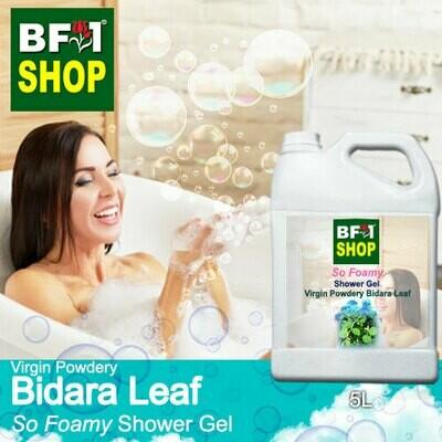 So Foamy Shower Gel (SFSG) - Virgin Powdery Bidara - 5L