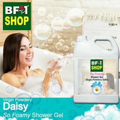 So Foamy Shower Gel (SFSG) - Virgin Powdery Daisy - 5L