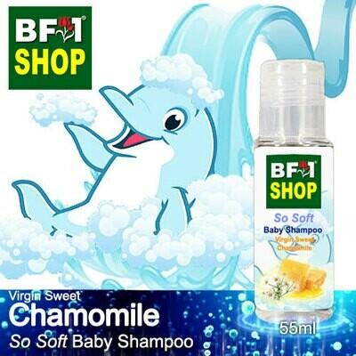 So Soft Baby Shampoo (SSBS1) - Virgin Sweet Chamomile - 55ml