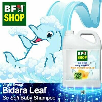 So Soft Baby Shampoo (SSBS1) - Virgin Sweet Bidara - 5L