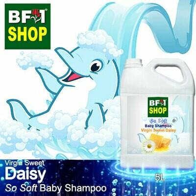 So Soft Baby Shampoo (SSBS1) - Virgin Sweet Daisy - 5L