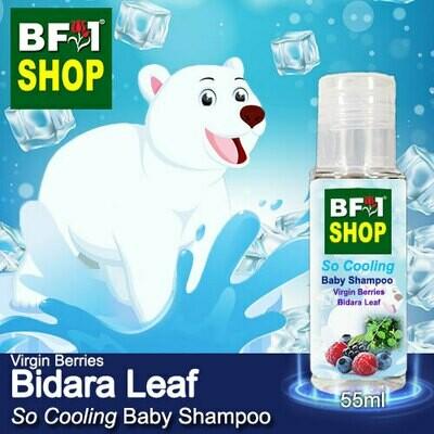 So Cooling Baby Shampoo (SCBS) - Virgin Berries Bidara - 55ml