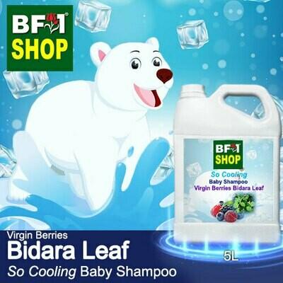 So Cooling Baby Shampoo (SCBS) - Virgin Berries Bidara - 5L