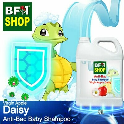 Anti-Bac Baby Shampoo (ABBS1) - Virgin Apple Daisy - 5L