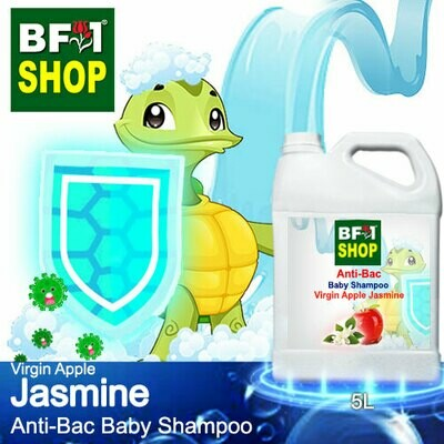 Anti-Bac Baby Shampoo (ABBS1) - Virgin Apple Jasmine - 5L
