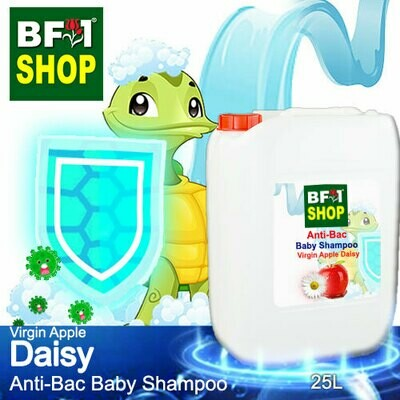 Anti-Bac Baby Shampoo (ABBS1) - Virgin Apple Daisy - 25L