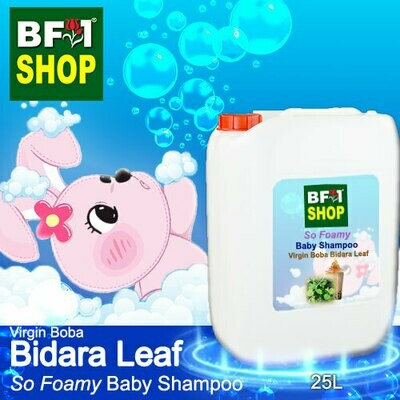 So Foamy Baby Shampoo (SFBS) - Virgin Boba Bidara - 25L