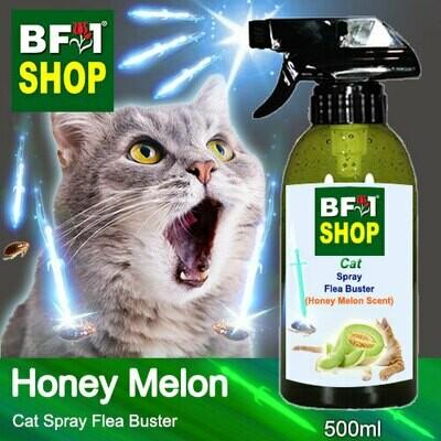 Cat Spray Flea Buster (CSY-Cat) - Honey Melon - 500ml ⭐⭐⭐⭐⭐