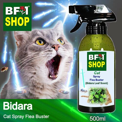 Cat Spray Flea Buster (CSY-Cat) - Bidara - 500ml ⭐⭐⭐⭐⭐