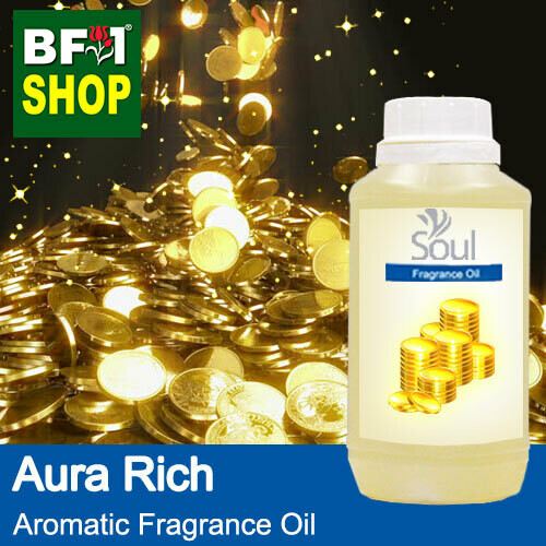 Aromatic Fragrance Oil (AFO) - Aura Rich - 250ml ⭐⭐⭐⭐⭐
