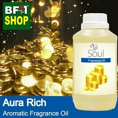Aromatic Fragrance Oil (AFO) - Aura Rich - 500ml ⭐⭐⭐⭐⭐