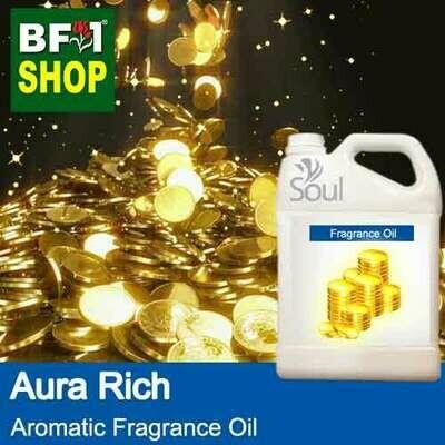 Aromatic Fragrance Oil (AFO) - Aura Rich - 5L ⭐⭐⭐⭐⭐