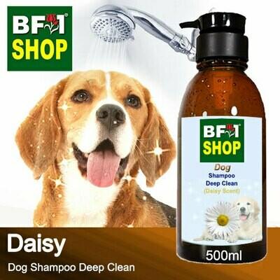 Dog Shampoo Deep Clean (DSDC-Dog) - Daisy - 500ml ⭐⭐⭐⭐⭐