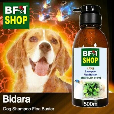 Dog Shampoo Flea Buster (DSO-Dog) - Bidara - 500ml ⭐⭐⭐⭐⭐