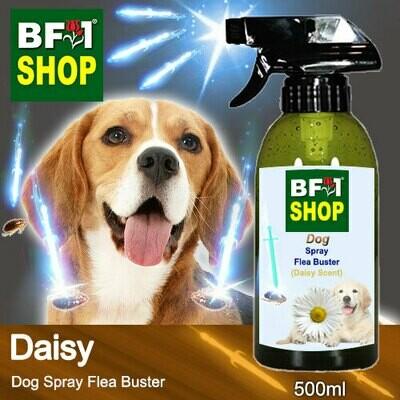 Dog Spray Flea Buster (DSY-Dog) - Daisy - 500ml ⭐⭐⭐⭐⭐