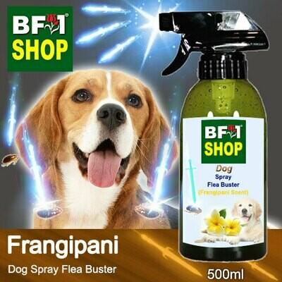 Dog Spray Flea Buster (DSY-Dog) - Frangipani - 500ml ⭐⭐⭐⭐⭐