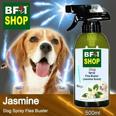Dog Spray Flea Buster (DSY-Dog) - Jasmine - 500ml ⭐⭐⭐⭐⭐