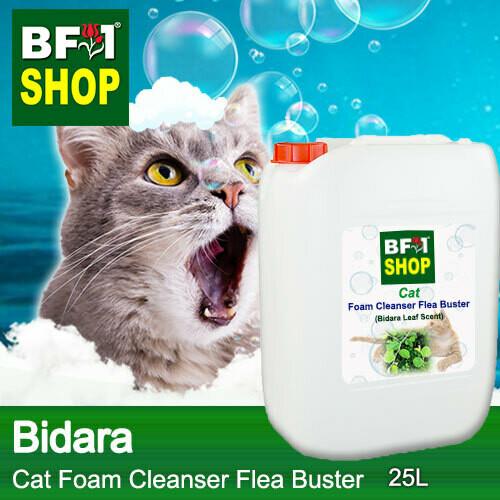 Cat Foam Cleanser Flea Buster (CFC-Cat) - Bidara - 25L ⭐⭐⭐⭐⭐
