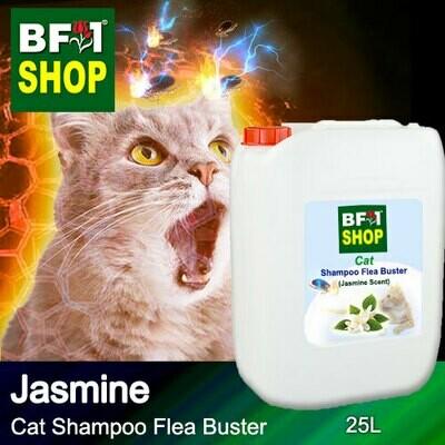 Cat Shampoo Flea Buster (CSO-Cat) - Jasmine - 25L ⭐⭐⭐⭐⭐