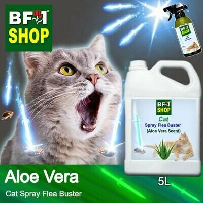 Cat Spray Flea Buster (CSY-Cat) - Aloe Vera - 5L ⭐⭐⭐⭐⭐