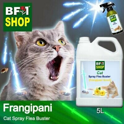 Cat Spray Flea Buster (CSY-Cat) - Frangipani - 5L ⭐⭐⭐⭐⭐