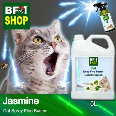 Cat Spray Flea Buster (CSY-Cat) - Jasmine - 5L ⭐⭐⭐⭐⭐
