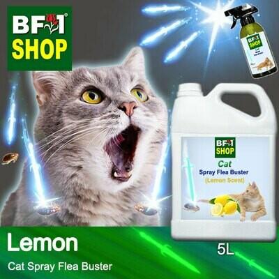 Cat Spray Flea Buster (CSY-Cat) - Lemon - 5L ⭐⭐⭐⭐⭐