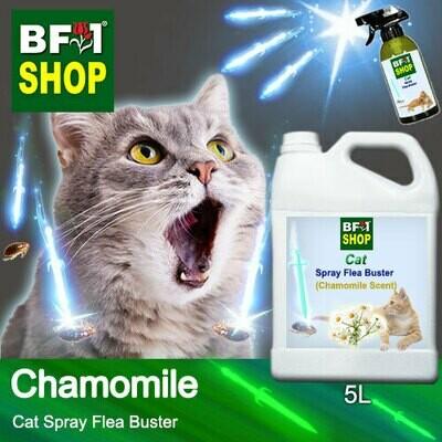 Cat Spray Flea Buster (CSY-Cat) - Chamomile - 5L ⭐⭐⭐⭐⭐