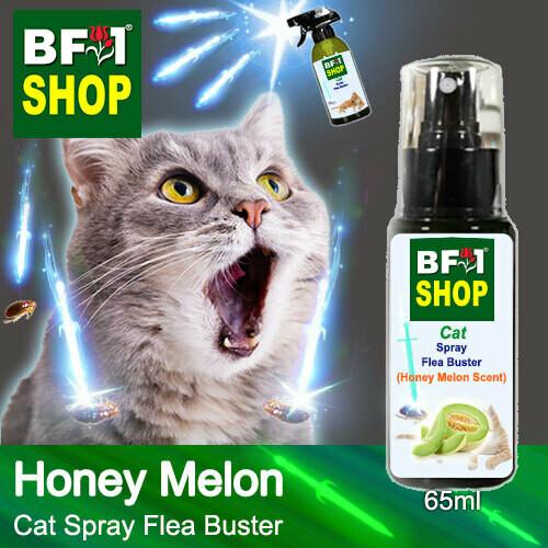 Cat Spray Flea Buster (CSY-Cat) - Honey Melon - 65ml ⭐⭐⭐⭐⭐