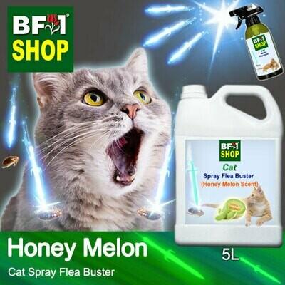 Cat Spray Flea Buster (CSY-Cat) - Honey Melon - 5L ⭐⭐⭐⭐⭐