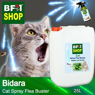 Cat Spray Flea Buster (CSY-Cat) - Bidara - 25L ⭐⭐⭐⭐⭐