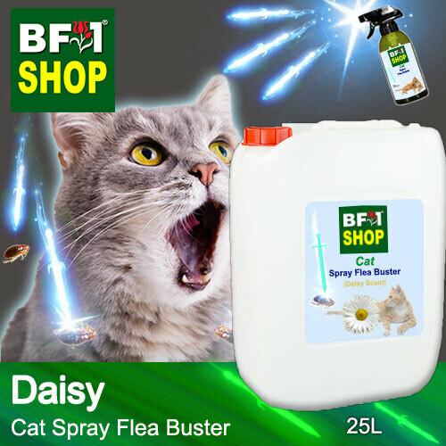 Cat Spray Flea Buster (CSY-Cat) - Daisy - 25L ⭐⭐⭐⭐⭐