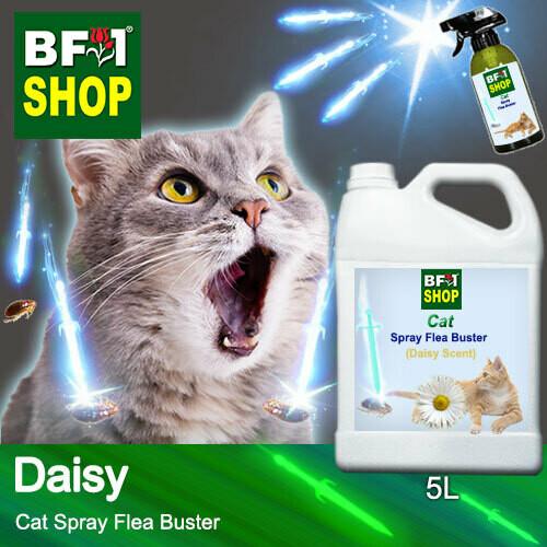 Cat Spray Flea Buster (CSY-Cat) - Daisy - 5L ⭐⭐⭐⭐⭐